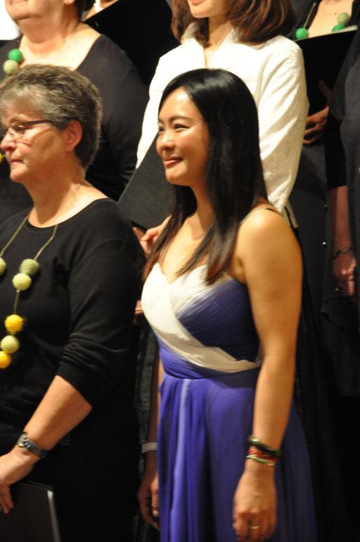 I-Mei Lu, Dirigentin Chiao-Ai Chor