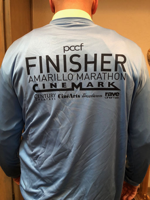 2018 Finisher Shirt