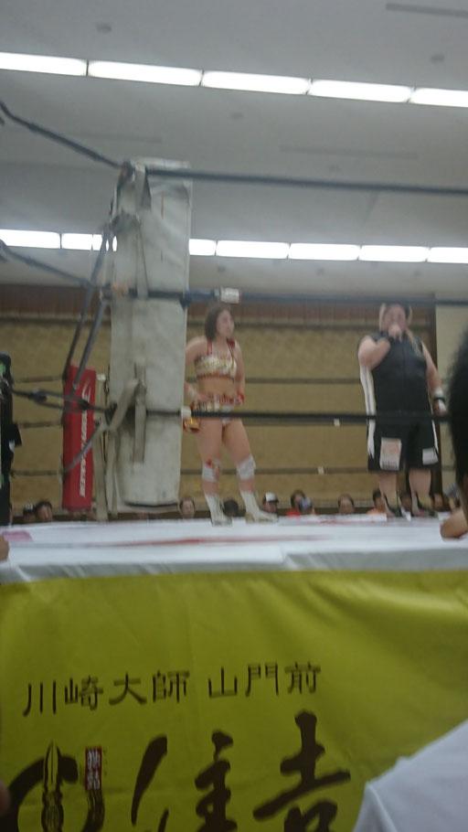 格闘技 女子プロレス