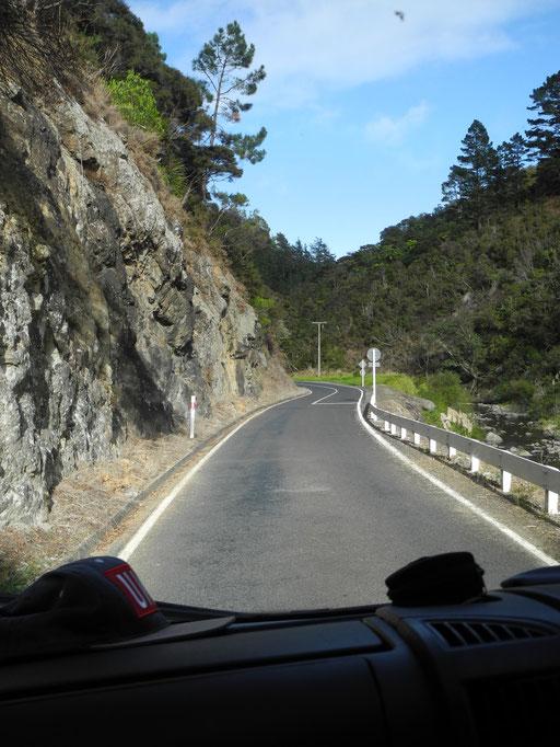 Tapu Coroglen Road