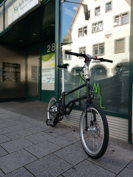 VELLO+ Bike Ulm