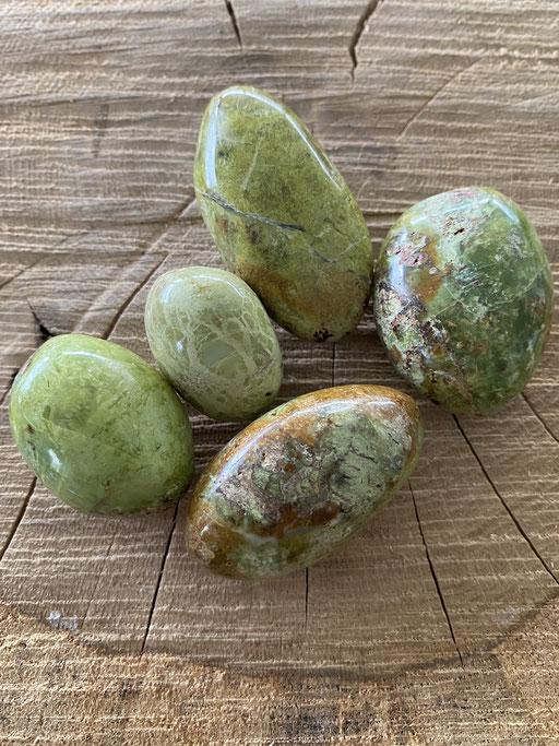 Opale verte  Nimalaé Lithothérapie et boutique de minéraux