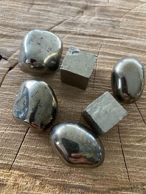 Pyrite Nimalaé Lithothérapie et boutique de minéraux