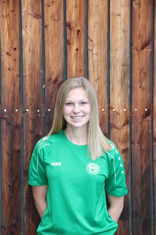 Trainerin Johanna Lind