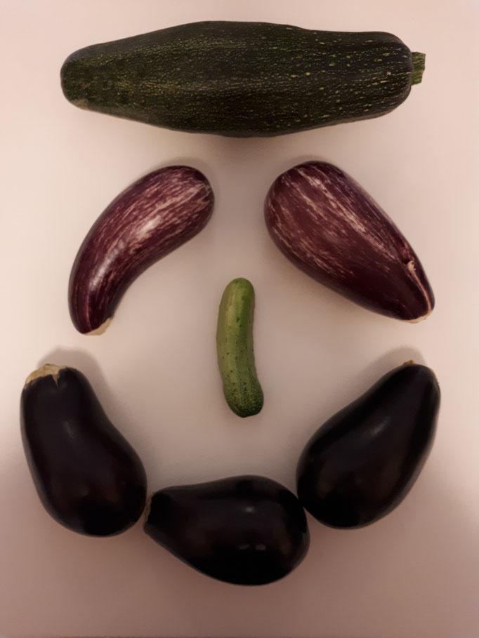 Gesunde Ernährung hilft auch aus einem seelischen Loch.