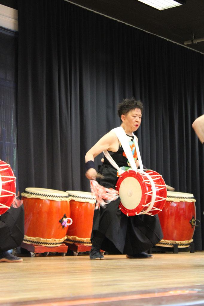 Daiko - Rhythmus mit dem man mit muß