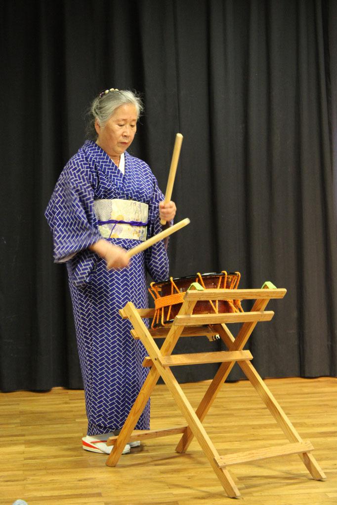 Japanischer Tanz (III)