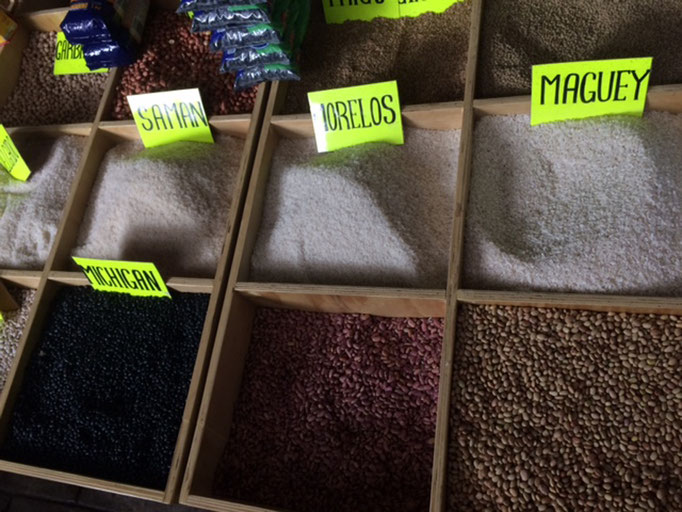 Reis wie aus dem Unverpackt-Laden