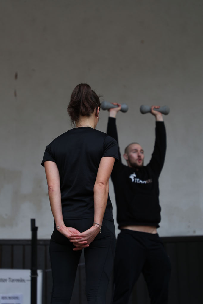 Personaltraining, Schwitzen, Krefeld, Sport, Fitness