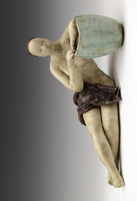 Self Identity  Ceramic  Tamae Frame