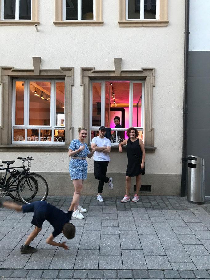 LAURA LATO im Weinhaus Moeser