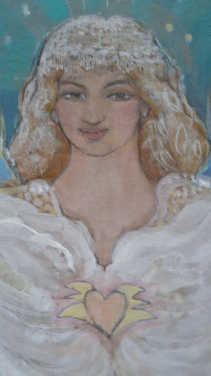 Ein Engel für Traiskirchen * Detail