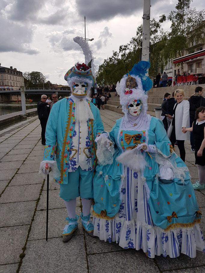 Carnaval Vénitien, Verdun-Meuse