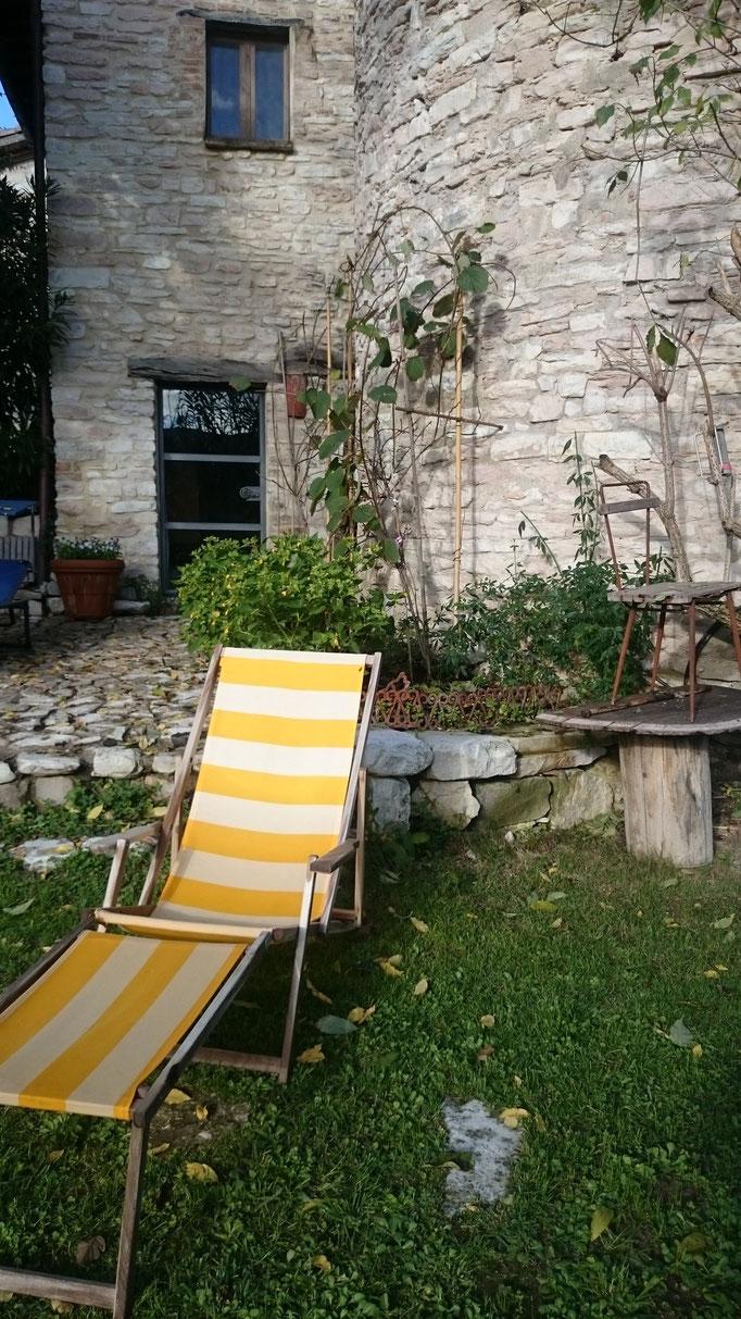 Terrassen Rund Ums Haus La Torretta Sancristo Natur Und Kultur