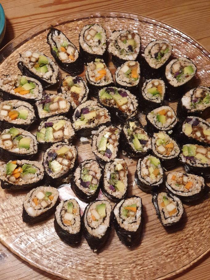 Sushi - super jammi!