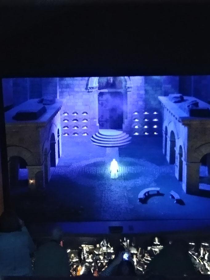 Suor Angelica, Met Opera, NYC