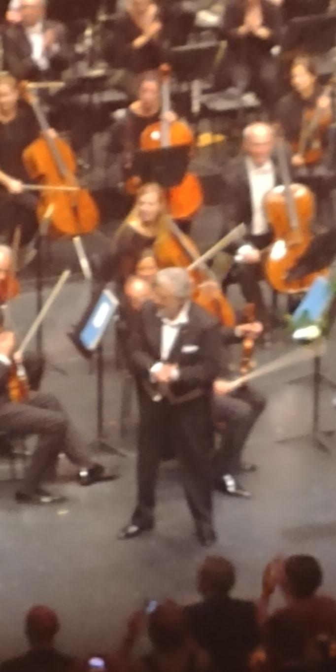 Plácido Domingo, Les Pecheurs de Pêrles, Salzburg