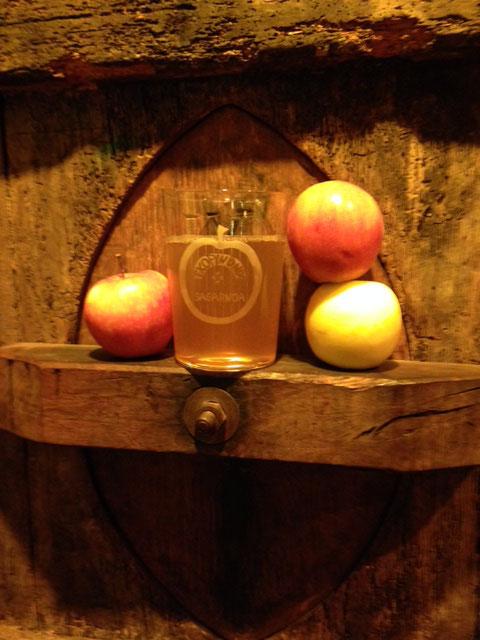 Nos jus de pomme naturels