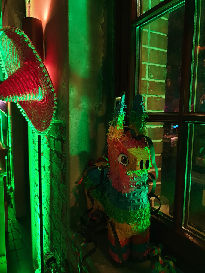 Bullerei Silvester 18/19 Fiesta Mexicana