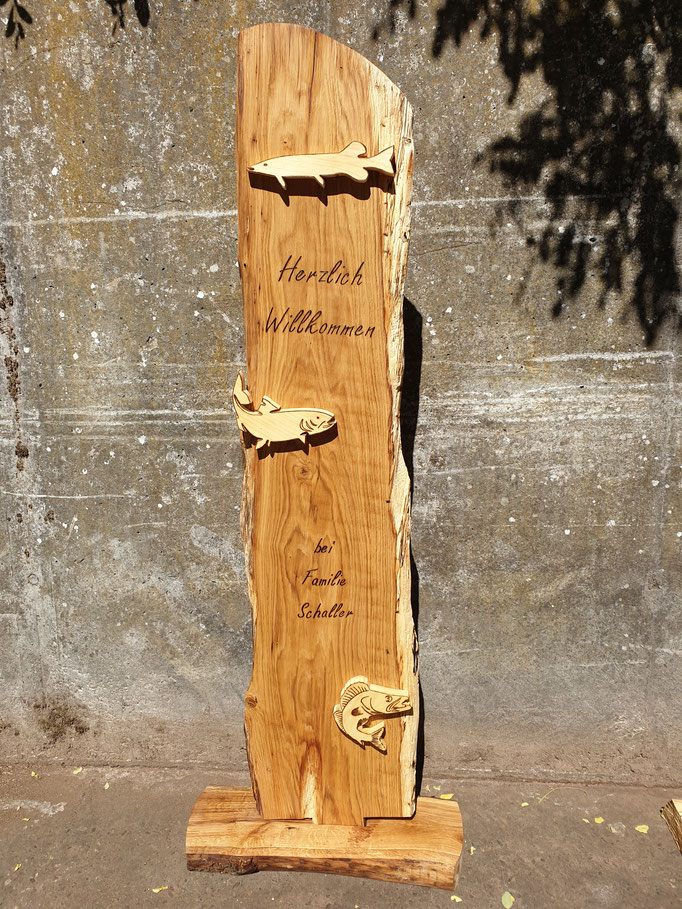Gartendekoration_aus_Holz