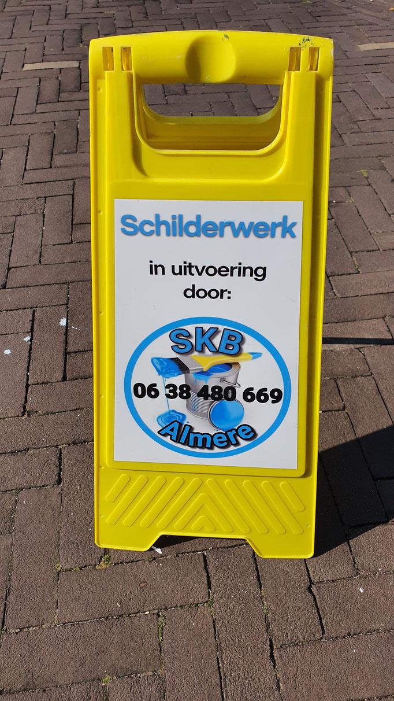 schilderwerken skb Almere gooi Flevoland omstreken  06 38 480 669 skbalmere@live.nl