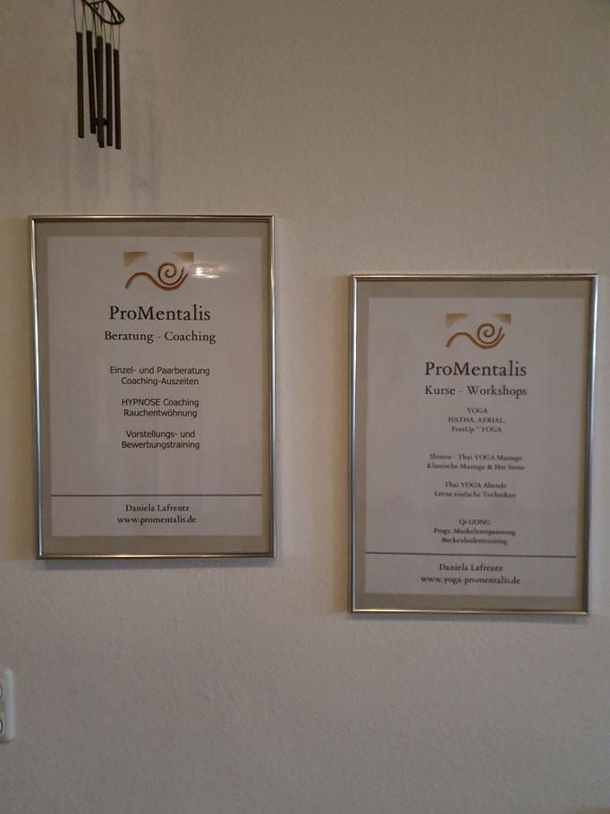 Coaching & YOGA, Massagen und Raum für Entspannung auf Eiderstedt. Daniela Lafrentz ProMentalis, Garding