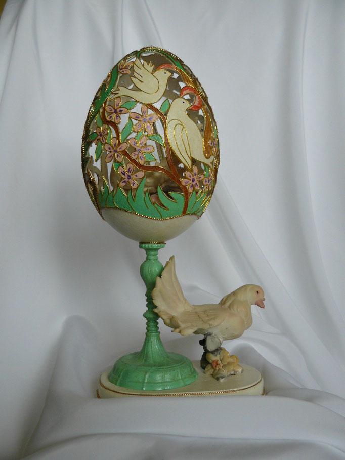 duiven ei