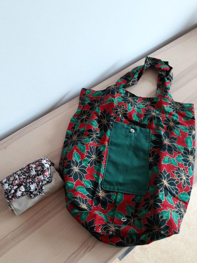Einkaufstaschen zum Falten für 10€