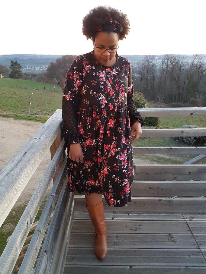 robe aïda_couturette_ danse des aiguilles