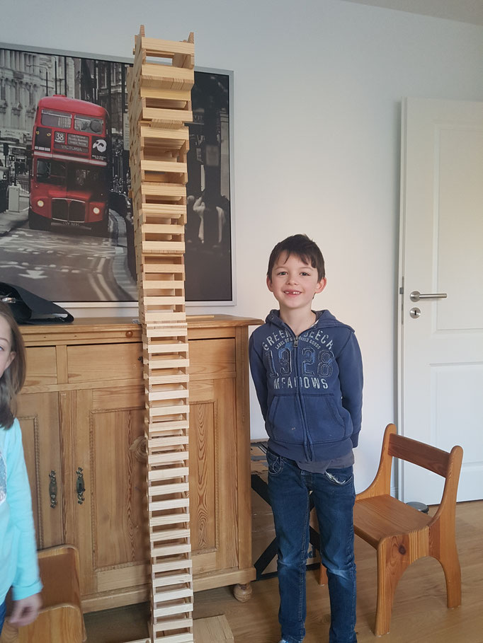 Der höchste Turm, Julian Kl. 1/2b