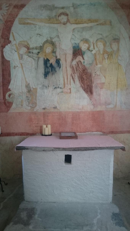 Welsperg Gotische Kapelle ©Armin Plankensteiner