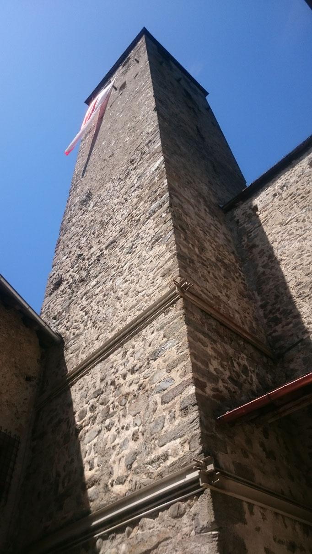 Welsperg Bergfried ©Armin Plankensteiner