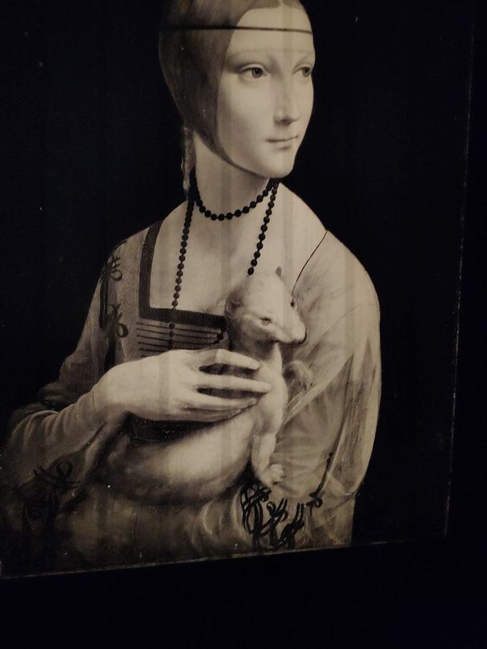 La Dame à l'hermine (1489-1490)