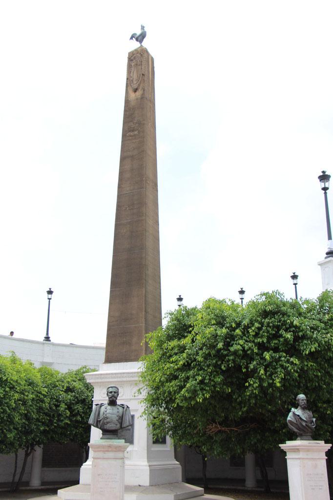 Plaza de Francia Casco Viejo
