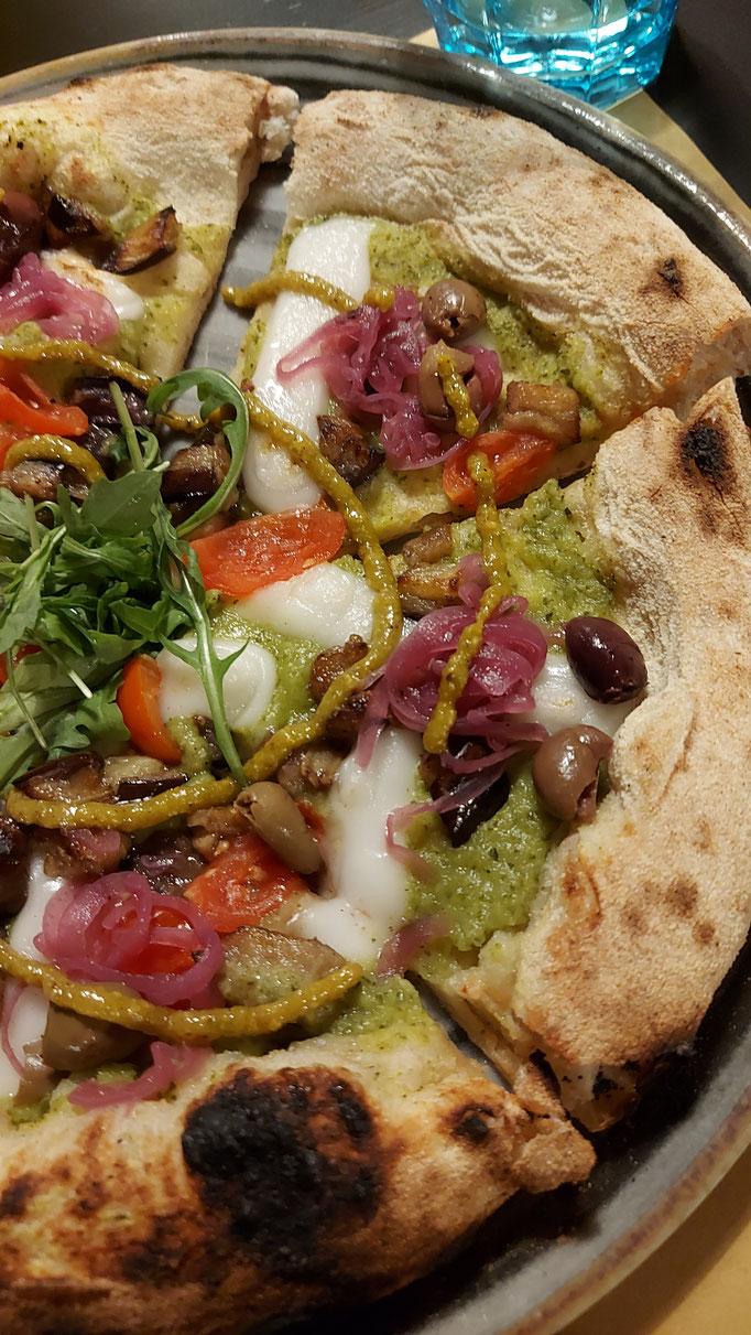 пицца в Кальяри