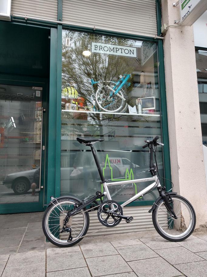 Tyrell Bikes * Performance Falträder aus Japan * Handgefertigt * leicht * Ride it, love it