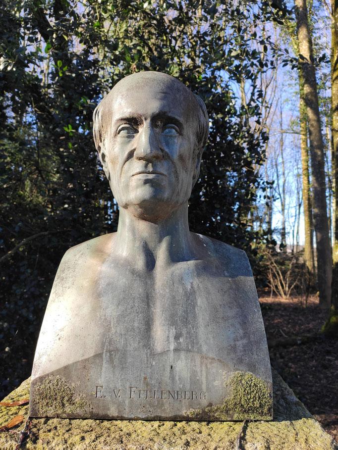 Der Gründer der ersten Bildungseinrichtung in Hofwil: Philipp Emanuel von Fellenberg (1771-1844)