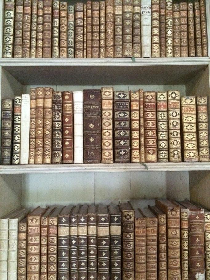 So alte Bücher...