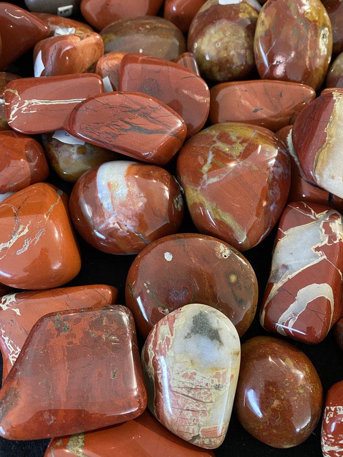 Jaspe rouge - Nimalaé - Lithothérapie et boutique de pierres et cristaux