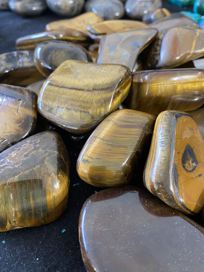 Oeil de tigre - Nimalaé - Lithothérapie et boutique de pierres et cristaux