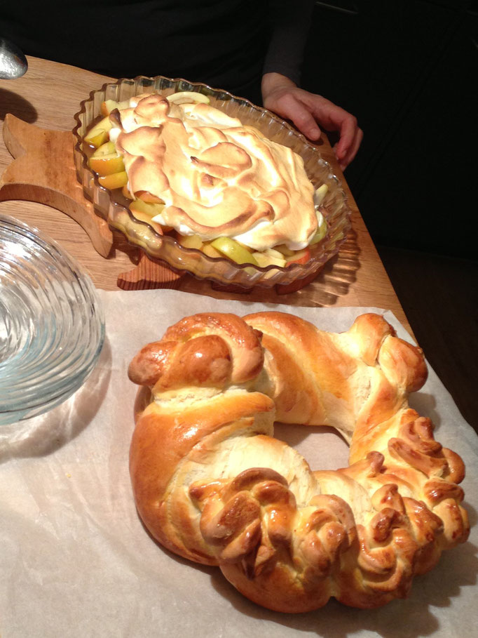 Brot & Apfelbaiser