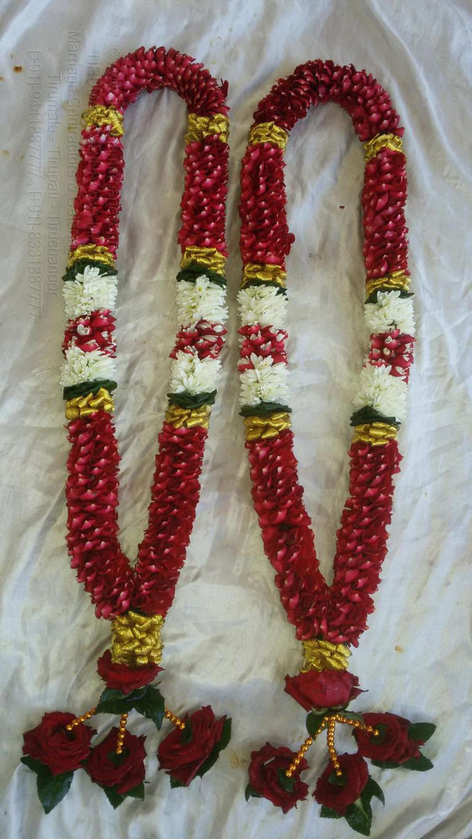 tirumala marriage contractor - garlands 18