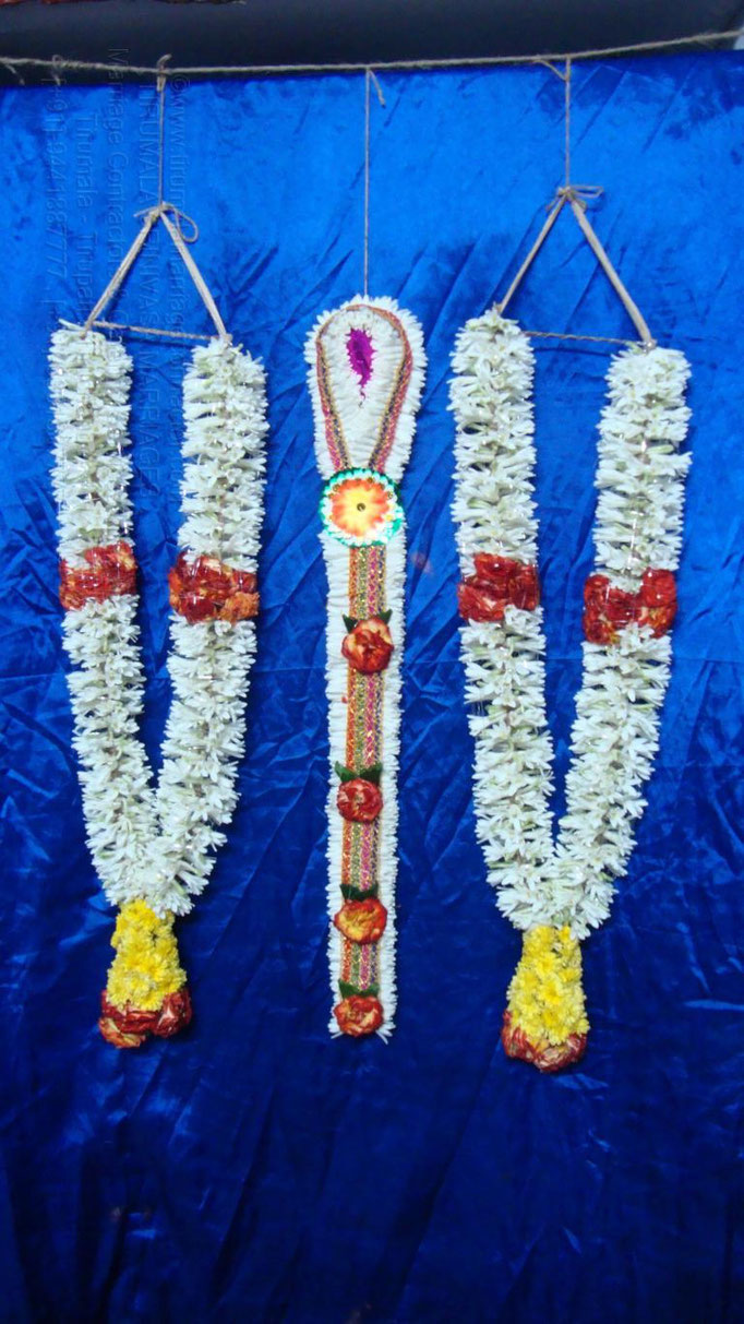 tirumala marriage contractor - garlands 04