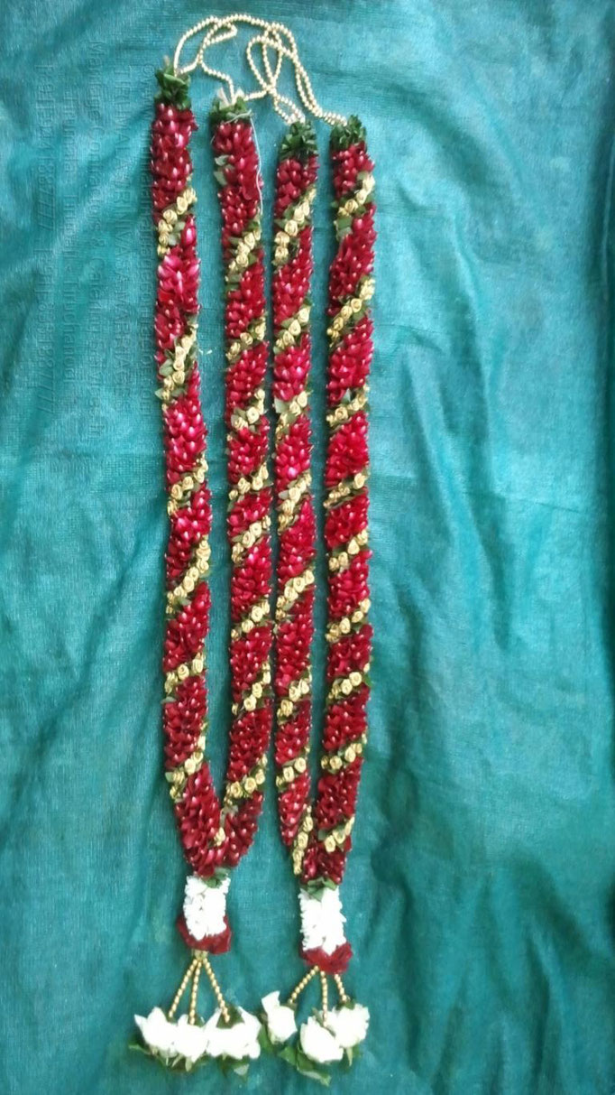 tirumala marriage contractor - garlands 23
