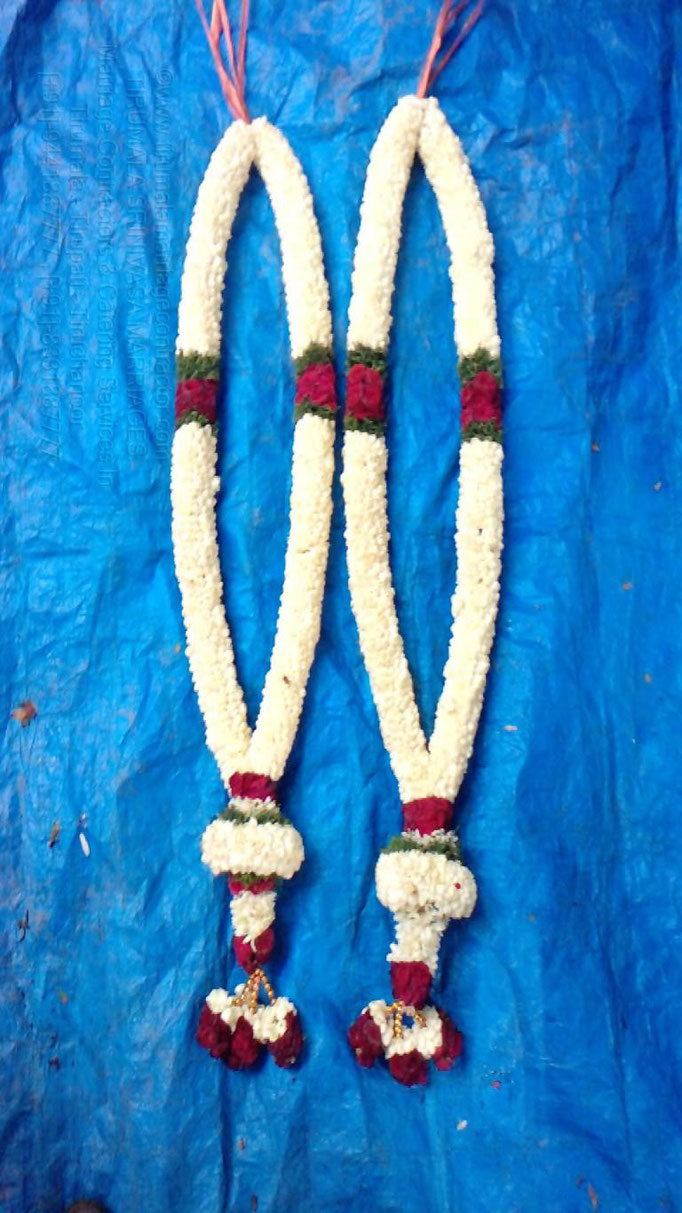 tirumala marriage contractor - garlands 29