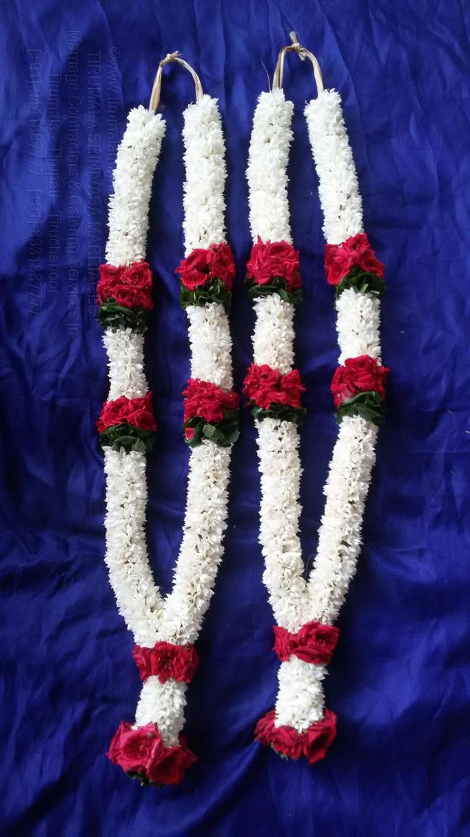 tirumala marriage contractor - garlands 07