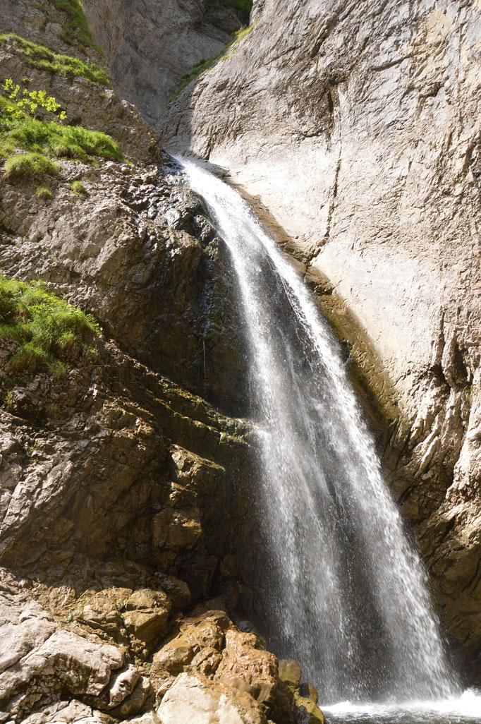 Wasserfall Chessiloch