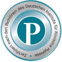 Gütesiegel Deutsches Institut Klinische Hypnose