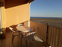 Location de vacances dans le sud de la France - Appartement Les Mers du Sud à Gruissan Les Ayguades