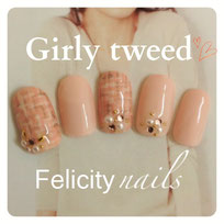 girly tweed